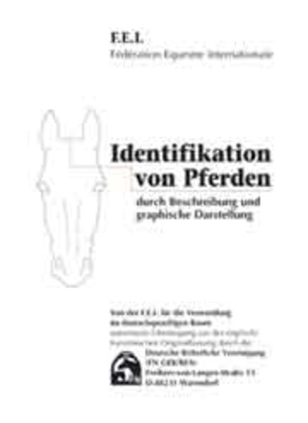 Identifikation von Pferden Laden Sie Das Kostenlose PDF Herunter