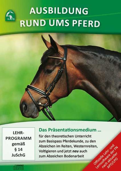 Ausbildung rund ums Pferd - Coverbild