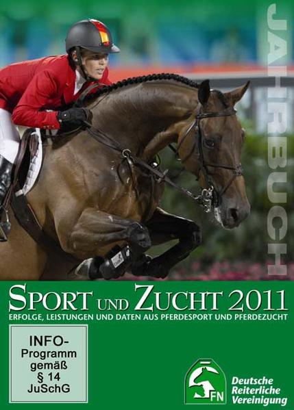 Jahrbuch Sport und Zucht 2011 - Coverbild