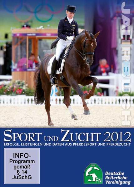 Jahrbuch Sport und Zucht 2012 - Coverbild