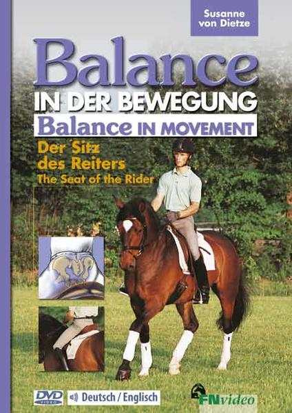 Balance in der Bewegung 1/Balance in Movement 1 - Coverbild