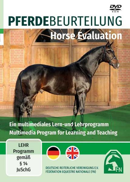 Pferdebeurteilung /Horse Evaluation - Coverbild