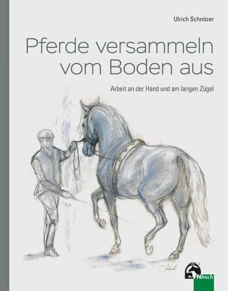 Pferde versammeln vom Boden aus - Coverbild