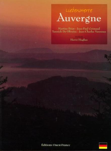 Liebenswerte Auvergne - Coverbild