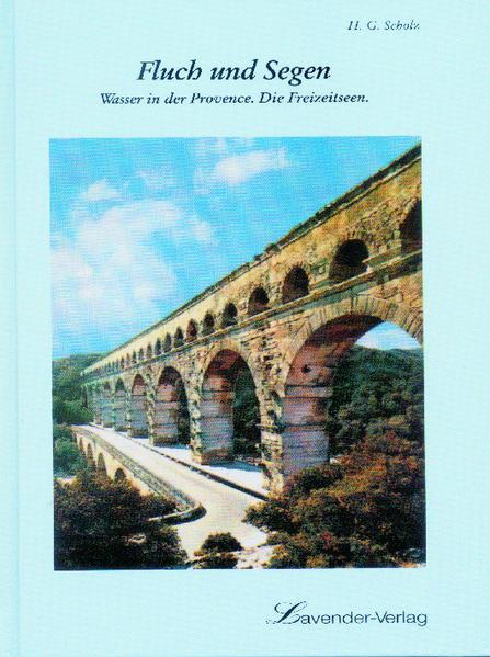 Fluch und Segen: Wasser in der Provence - Coverbild