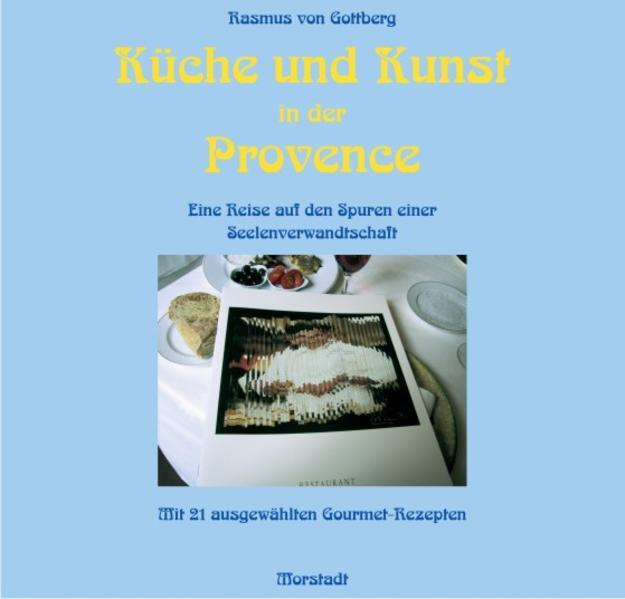Küche und Kunst in der Provence - Coverbild