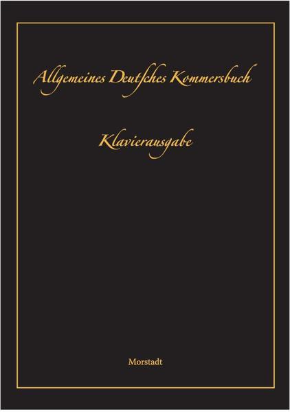 Allgemeines Deutsches Kommersbuch - Coverbild