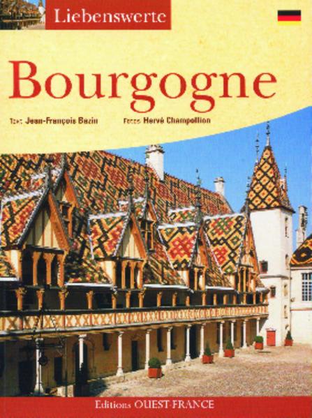 Liebenswerte Bourgogne - Coverbild