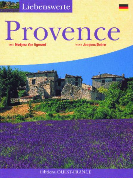 Liebenswerte Provence - Coverbild