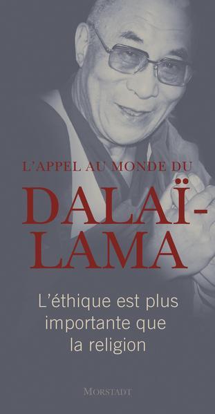 L'appel au monde du Dalaï-Lama - Coverbild