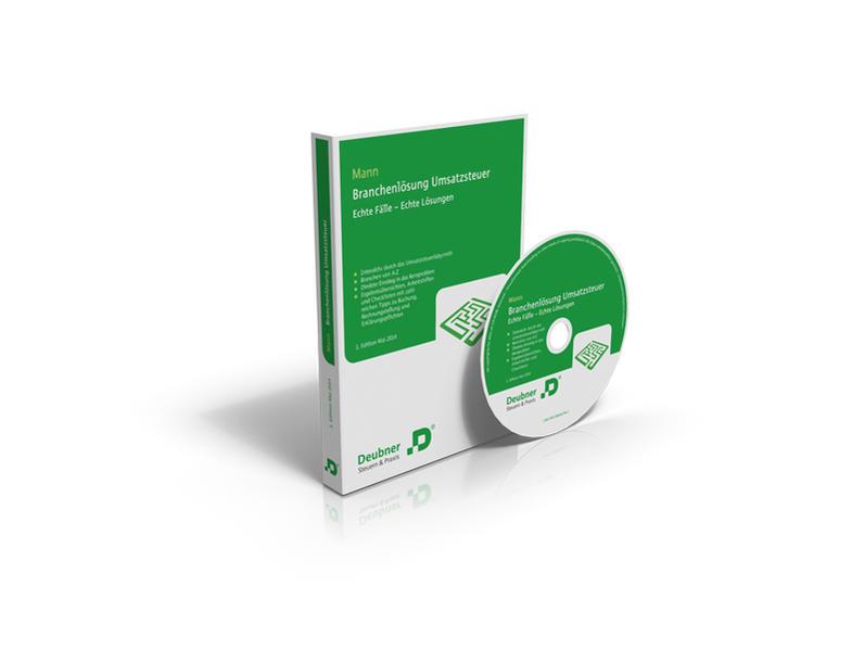 Branchenlösung Umsatzsteuer - Coverbild