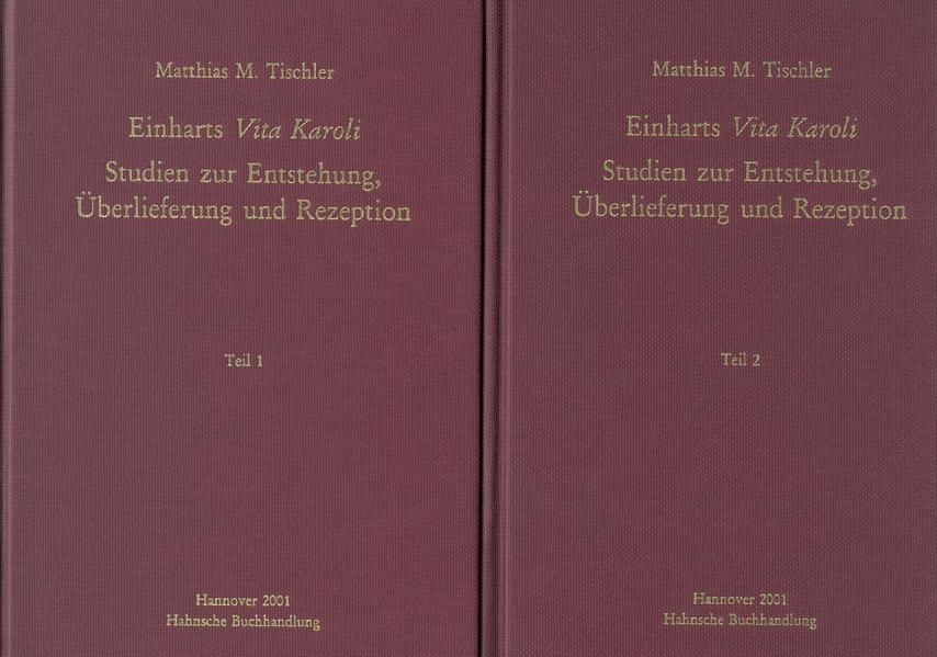 Einharts Vita Karoli - Coverbild