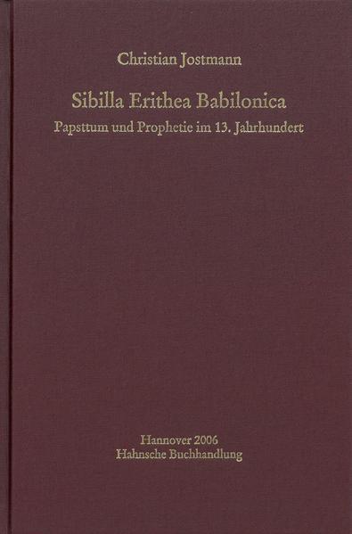 Sibilla Erithea Babilonica - Coverbild
