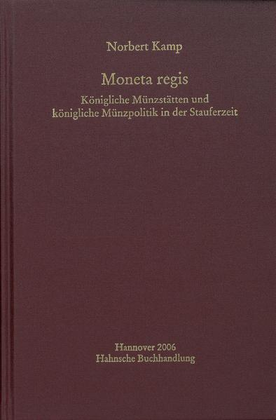 Moneta regis - Coverbild