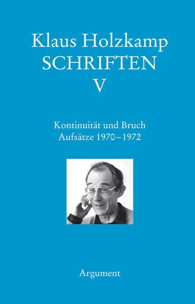 Schriften / Kontinuität und Bruch PDF Jetzt Herunterladen