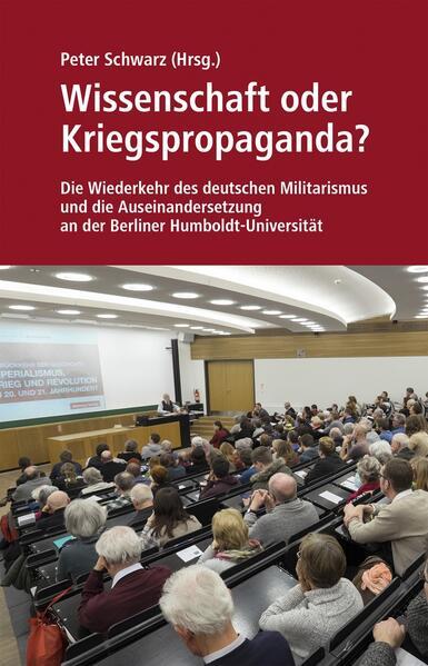 Wissenschaft oder Kriegspropaganda? - Coverbild