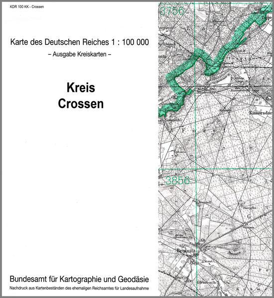 Crossen - Coverbild