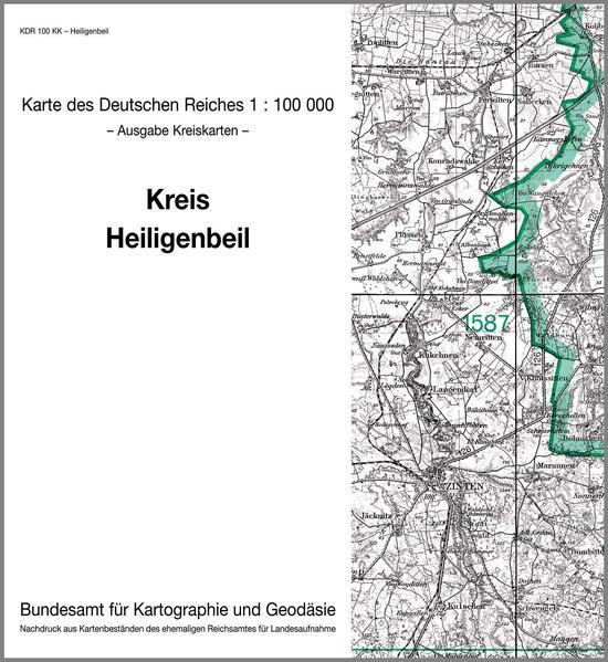 Heiligenbeil - Coverbild