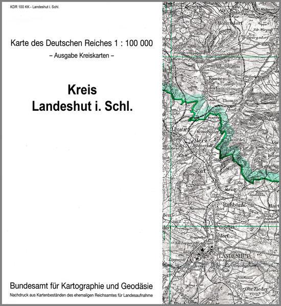 Landeshut in Schlesien - Coverbild