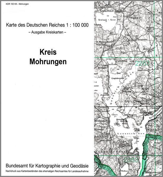 Mohrungen - Coverbild