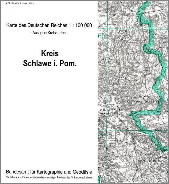 Schlawe in Pommern - Coverbild