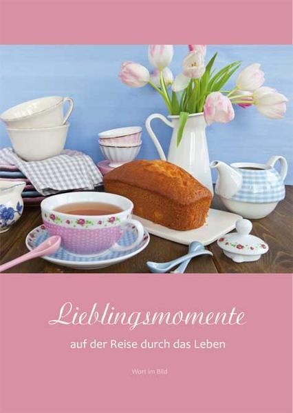 Heft A5 Lieblingsmomente - Coverbild