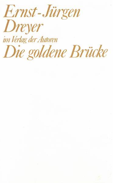 Die goldene Brücke - Coverbild