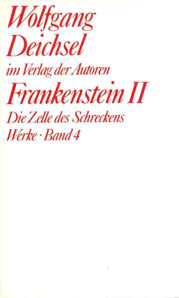 Werke / Frankenstein II - Coverbild