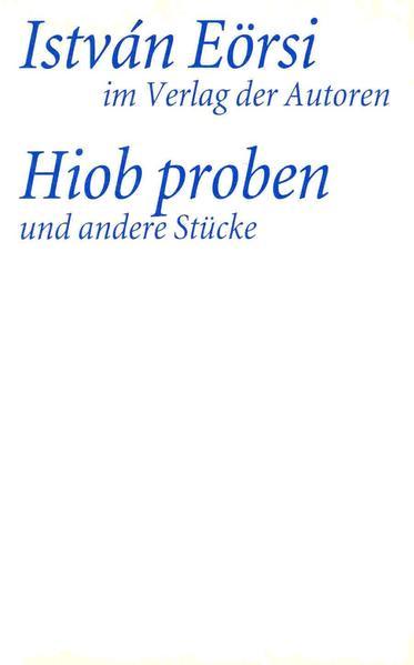 Hiob Proben - Coverbild