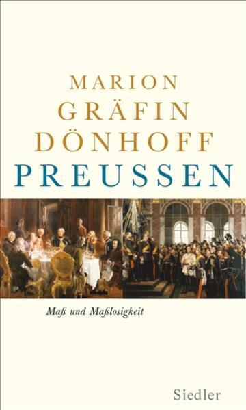 Preußen - Maß und Maßlosigkeit - Coverbild
