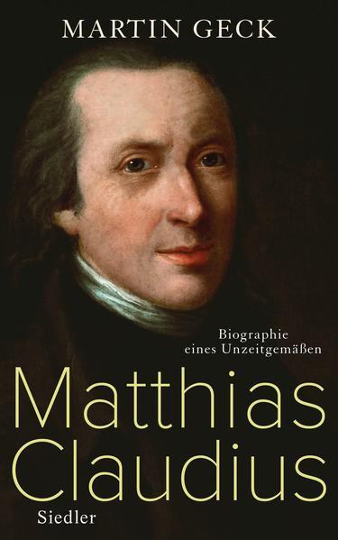 Matthias Claudius - Coverbild