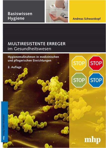 Multiresistente Erreger im Gesundheitswesen - Coverbild