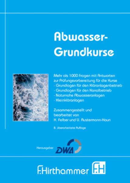 Abwasser-Grundkurse - Coverbild