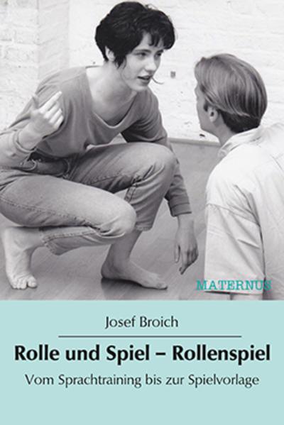 Rolle und Spiel - Rollenspiel - Coverbild