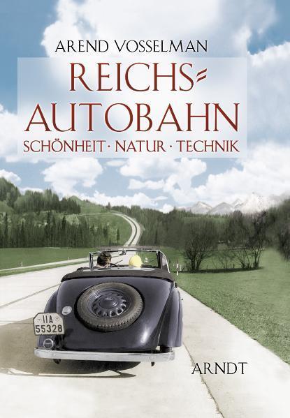Reichsautobahn - Coverbild