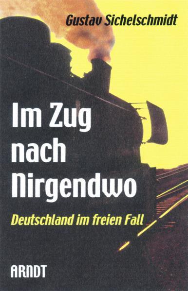 Im Zug nach Nirgendwo - Coverbild