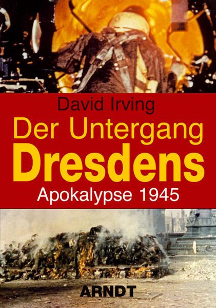 Der Untergang Dresdens - Coverbild