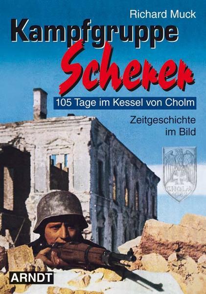 Kampfgruppe Scherer - Coverbild