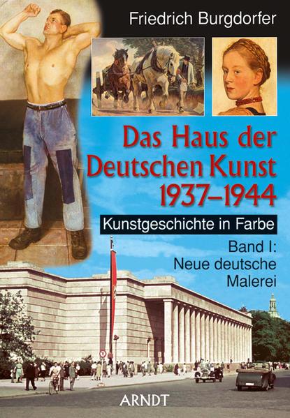 Das Haus der Deutschen Kunst 1937-1944 - Coverbild