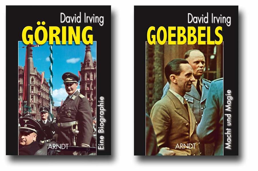 Biographie-Doppelpack: Goebbels und Göring - Coverbild