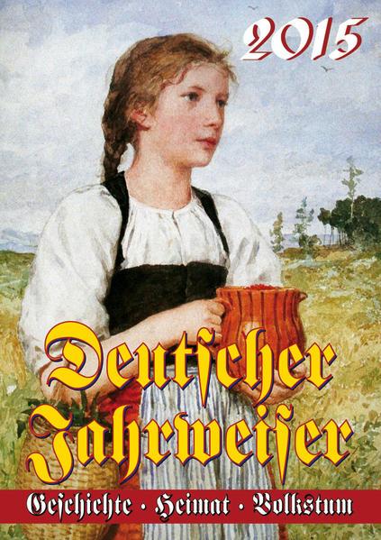 Deutscher Jahrweiser 2015 - Coverbild