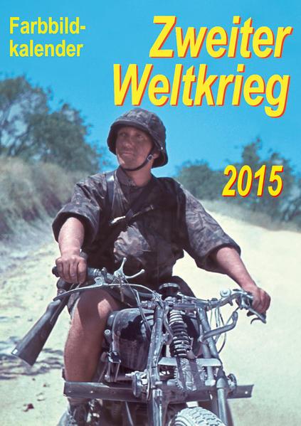Zweiter Weltkrieg 2015 - Coverbild