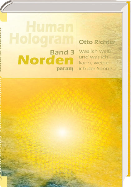 Human Hologram, Band 3: Norden - Coverbild