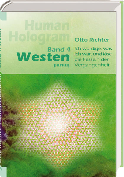 Human Hologram, Band 4: Westen - Coverbild