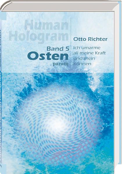 Human Hologram, Band 5: Osten - Coverbild