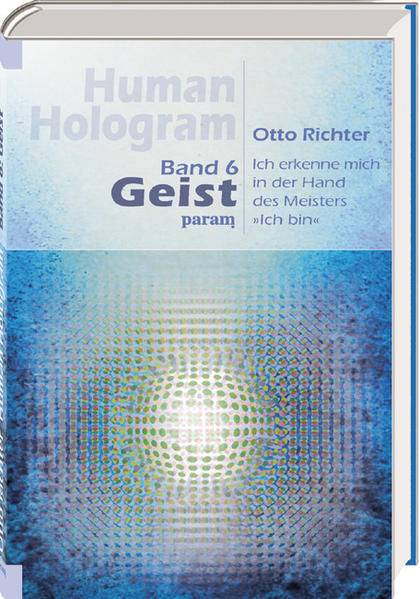 Human Hologram, Band 6: Geist - Coverbild