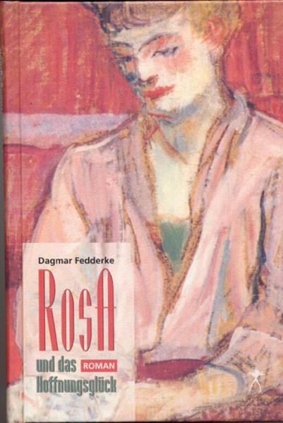 Rosa und das Hoffnungsglück - Coverbild