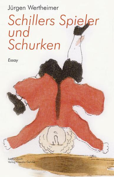 Schillers Spieler und Schurken - Coverbild