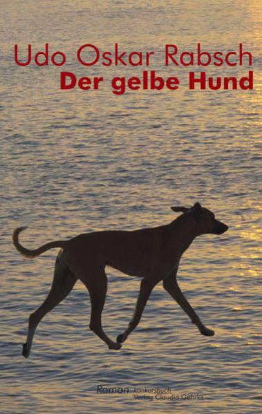 Der gelbe Hund - Coverbild