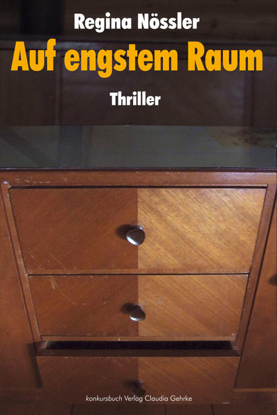 Auf engstem Raum  Thriller - Coverbild
